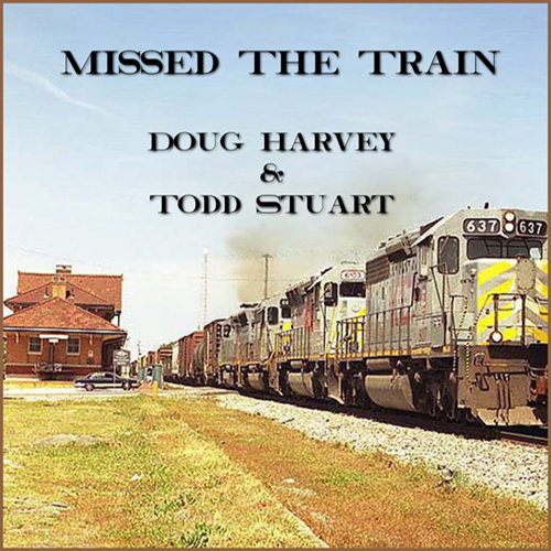Missed the Train CD cover