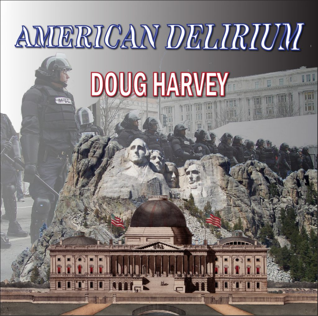 American Delirium CD cover
