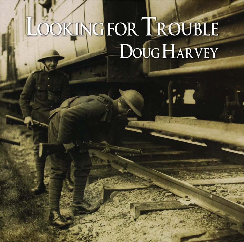 Looking for Trouble CD cover