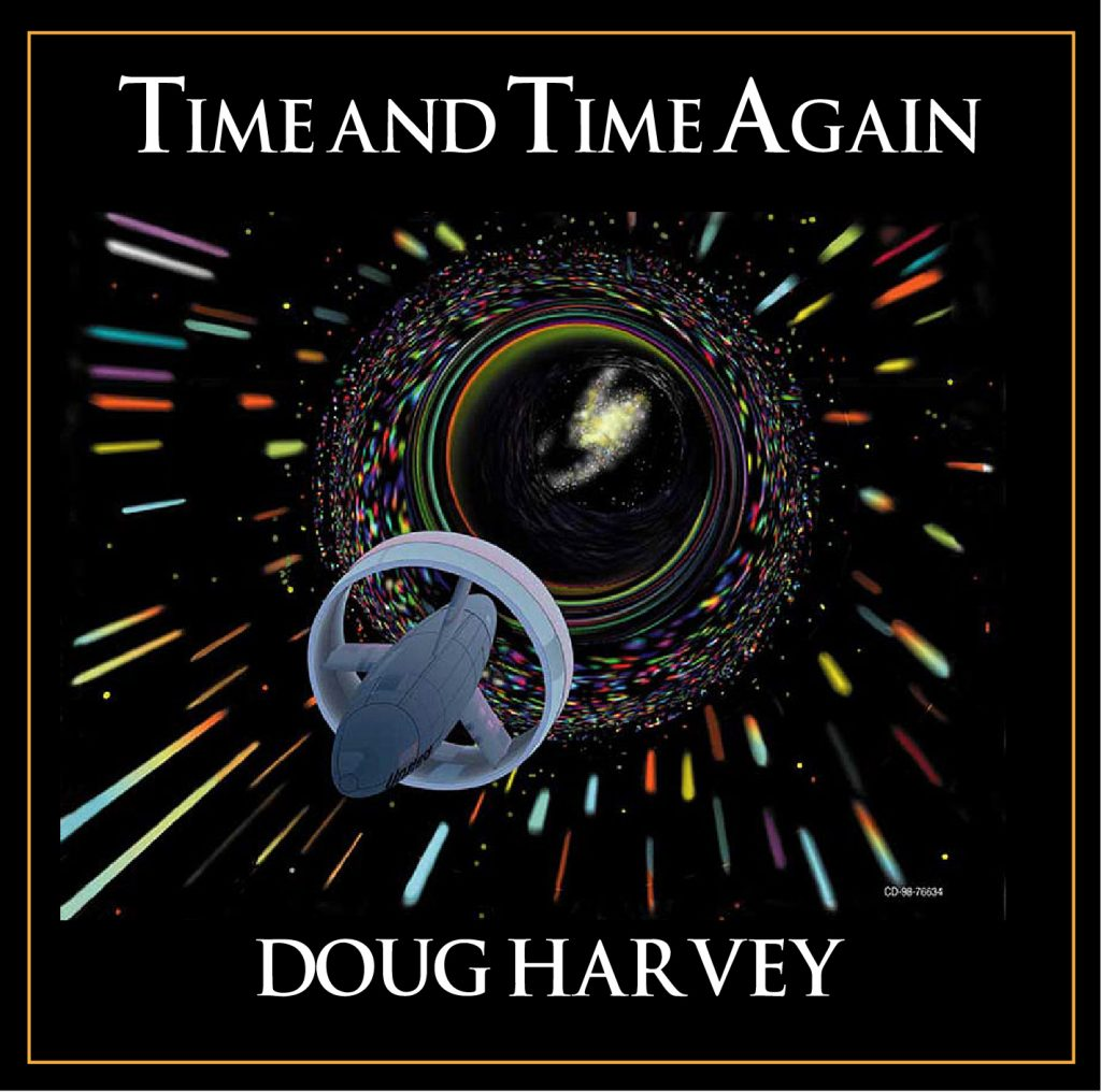 Time and Time Again CD cover